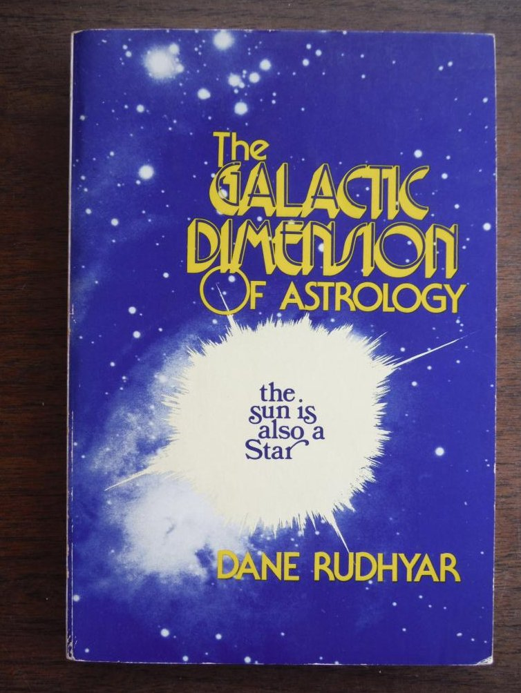 Galactic Dimension of Astrology: The Sun Is Also a Star
