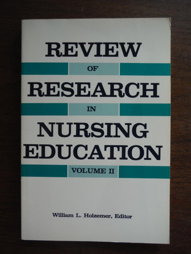 Image 0 of Review of Research in Nursing Education