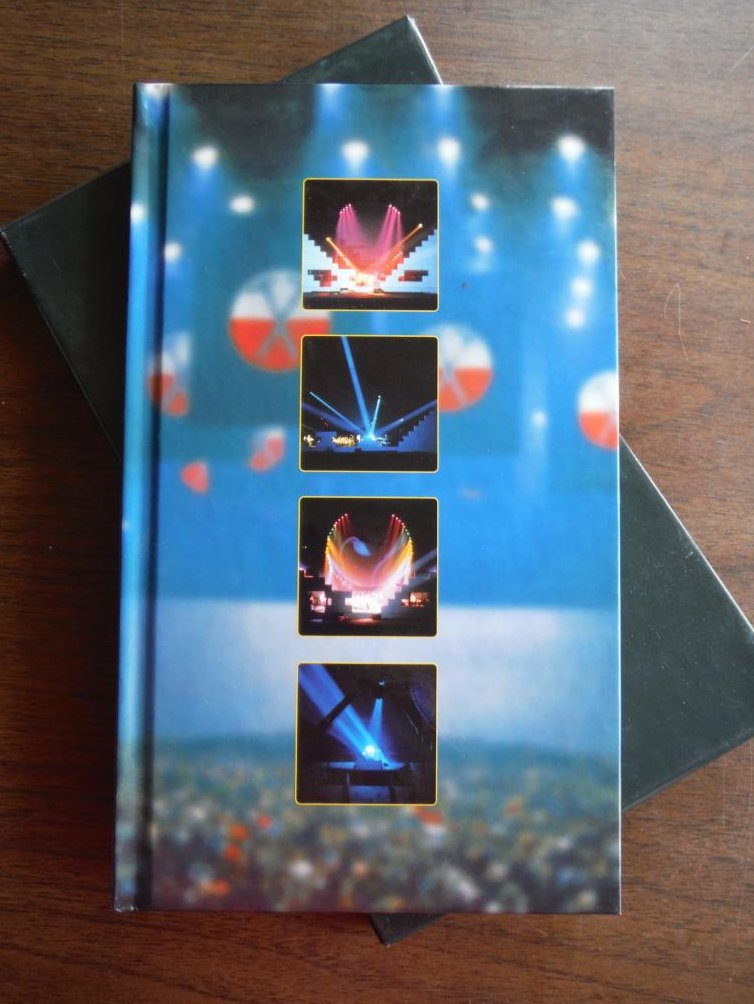 IS THERE ANYBODY OUT THERE? The Wall Live 1980-81 (Book Only).