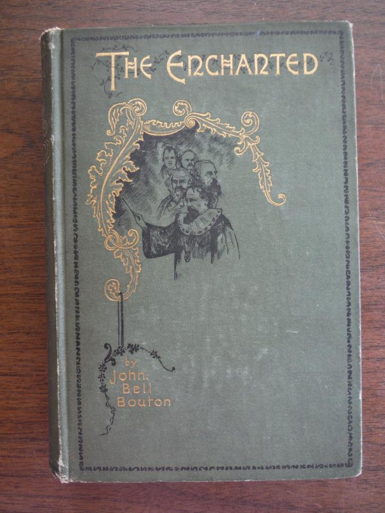 Image 0 of The enchanted; an authentic account of the strange origin of the new psychical c