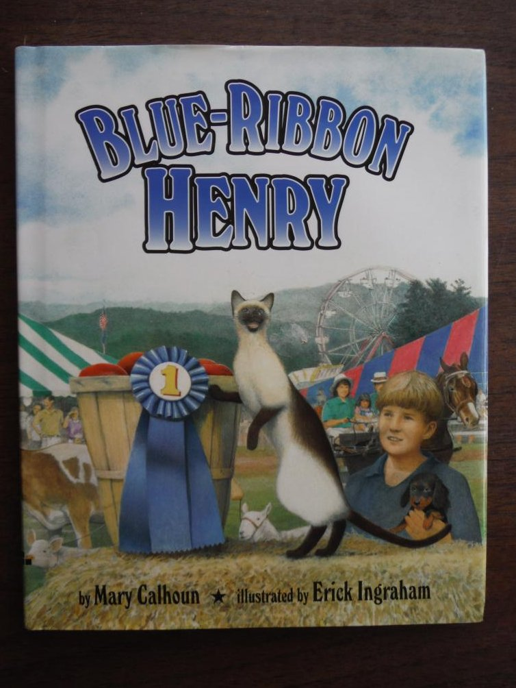 Image 0 of Blue-Ribbon Henry