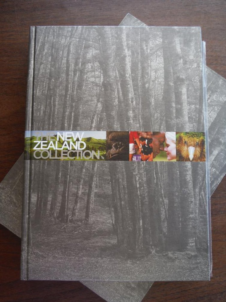 Image 0 of The New Zealand Stamp Collection - 2005