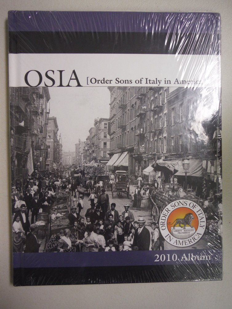 Image 0 of OSIA (Order Sons of Italy in America) 2010 Album
