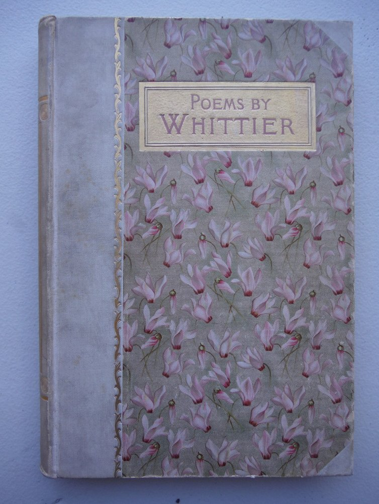 Image 0 of Poems by John G. Whittier, Vignette Edition with One Hundred New Illustrations b