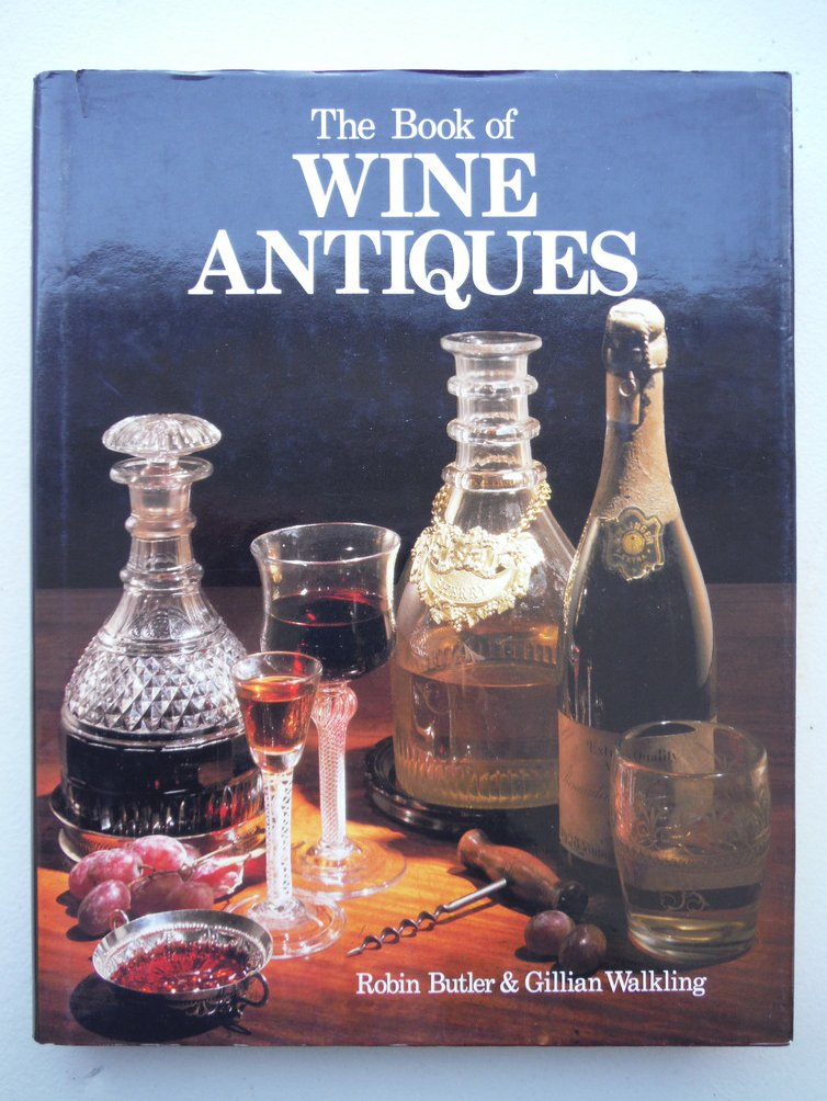 The Book of Wine Antiques
