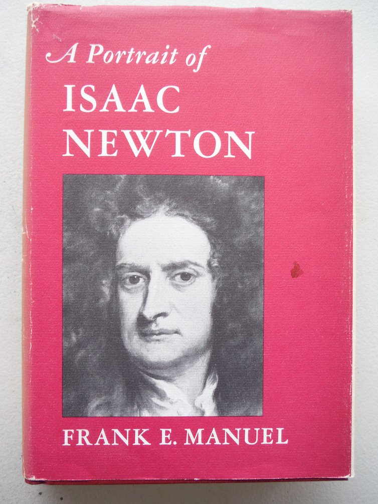 A Portrait of Isaac Newton