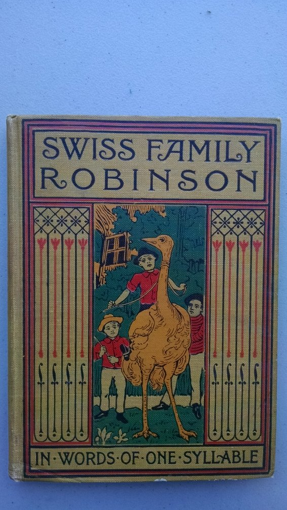 Image 0 of Swiss Family Robinson: In Words of One Syllable