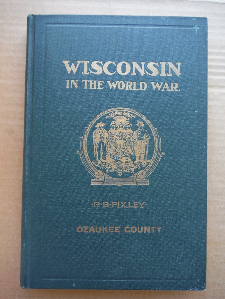 Image 0 of Official War History of Ozaukee County, Wisconsin