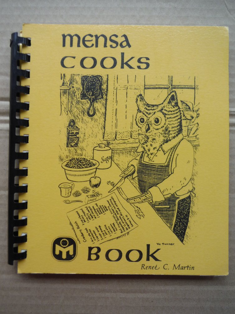 Image 0 of The Mensa Cooks Book