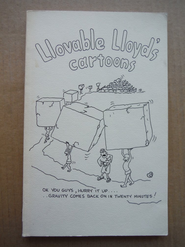 Image 0 of Llovable Lloyd's Cartoons