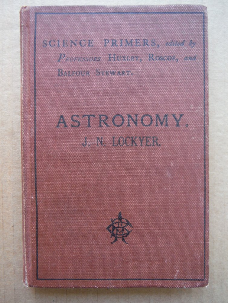 Science Primers: Astronomy