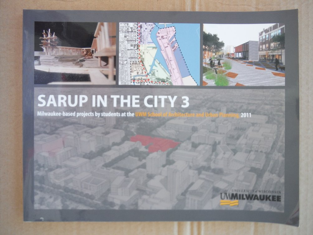 Sarup in the City 3 Milwaukee-based projects by students at the UWM School of Ar