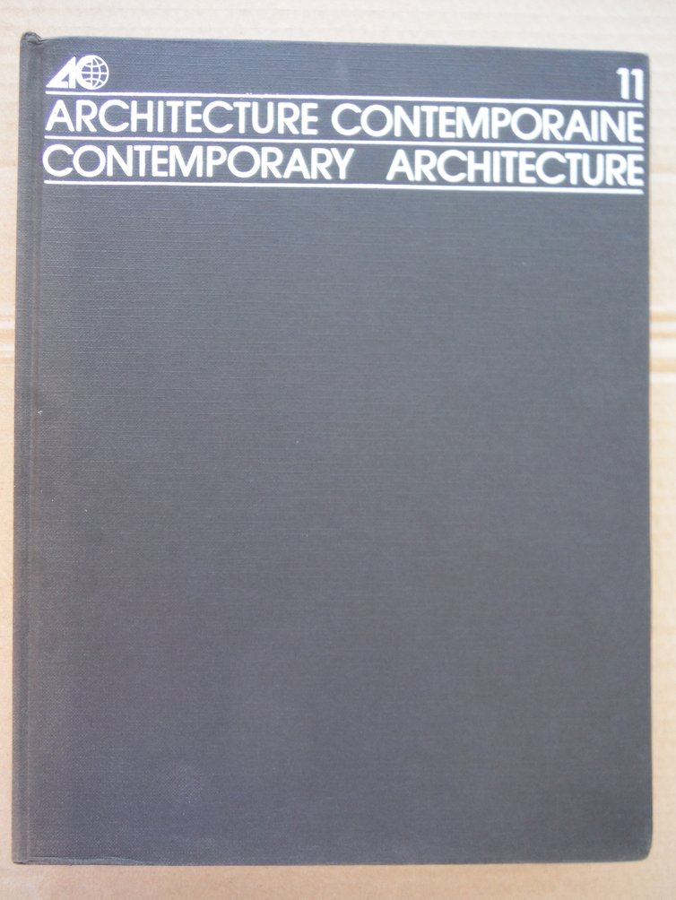 Architecture Contemporaine - Contemporary Architecture (Volume 1989/1990)