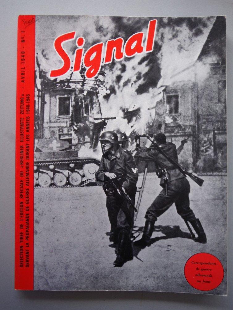 Image 0 of Signal. Selection tiree de L`Edition Speciale du