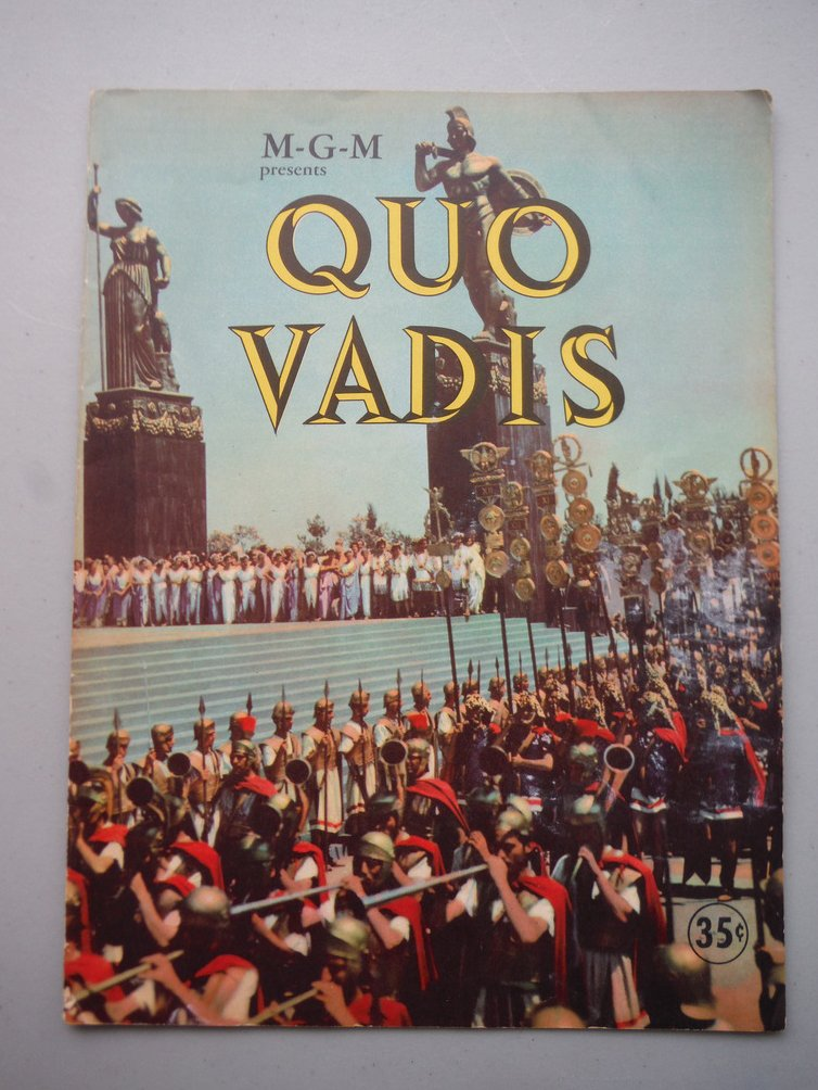 Image 0 of MGM Presents Quo Vadis