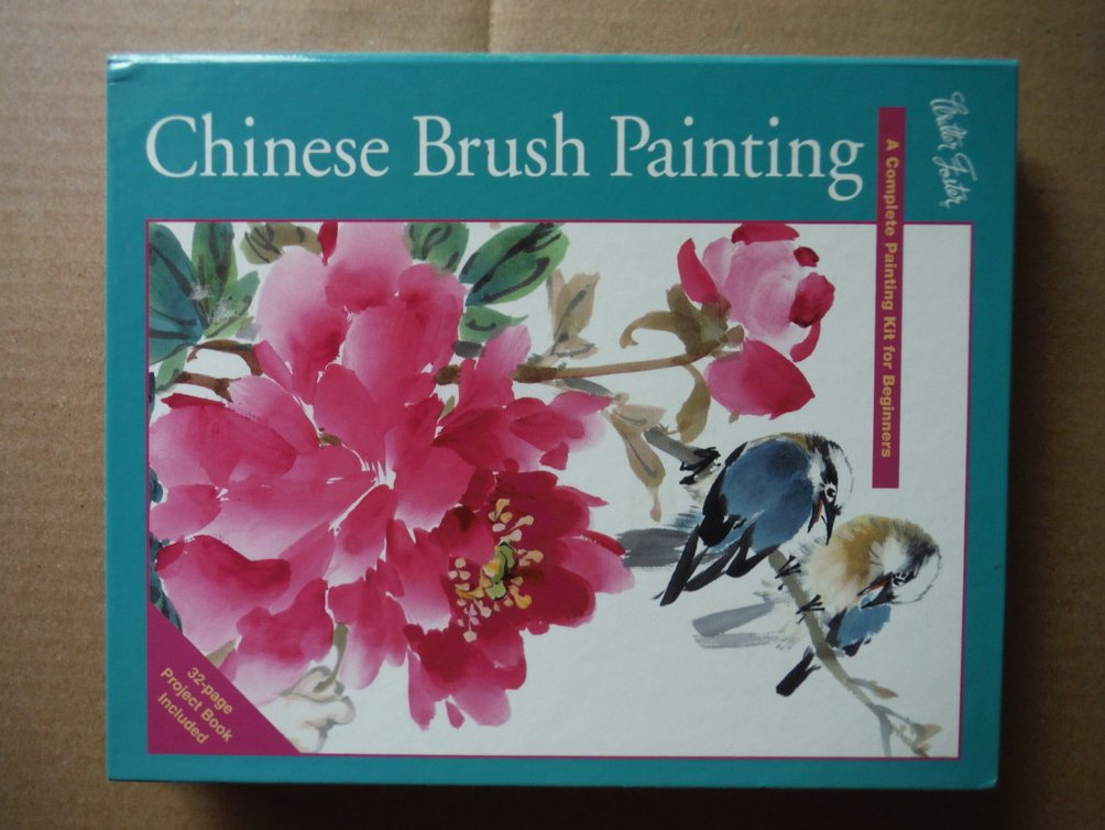 Image 0 of Walter Foster's Chinese Brush Painting