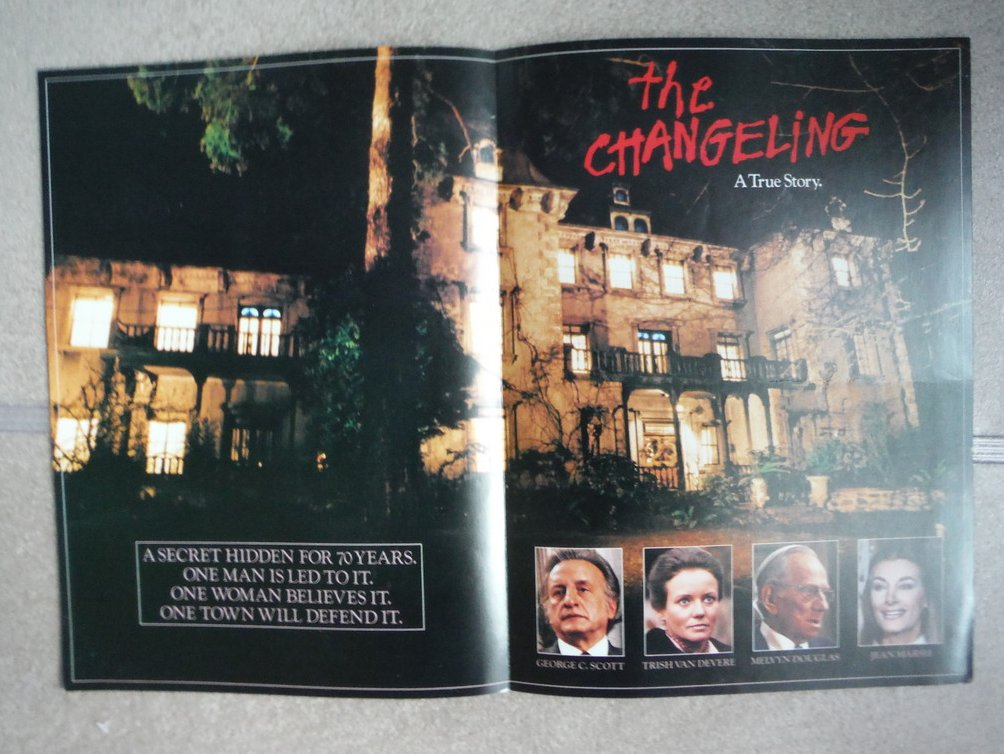 The Changeling (Movie Poster)