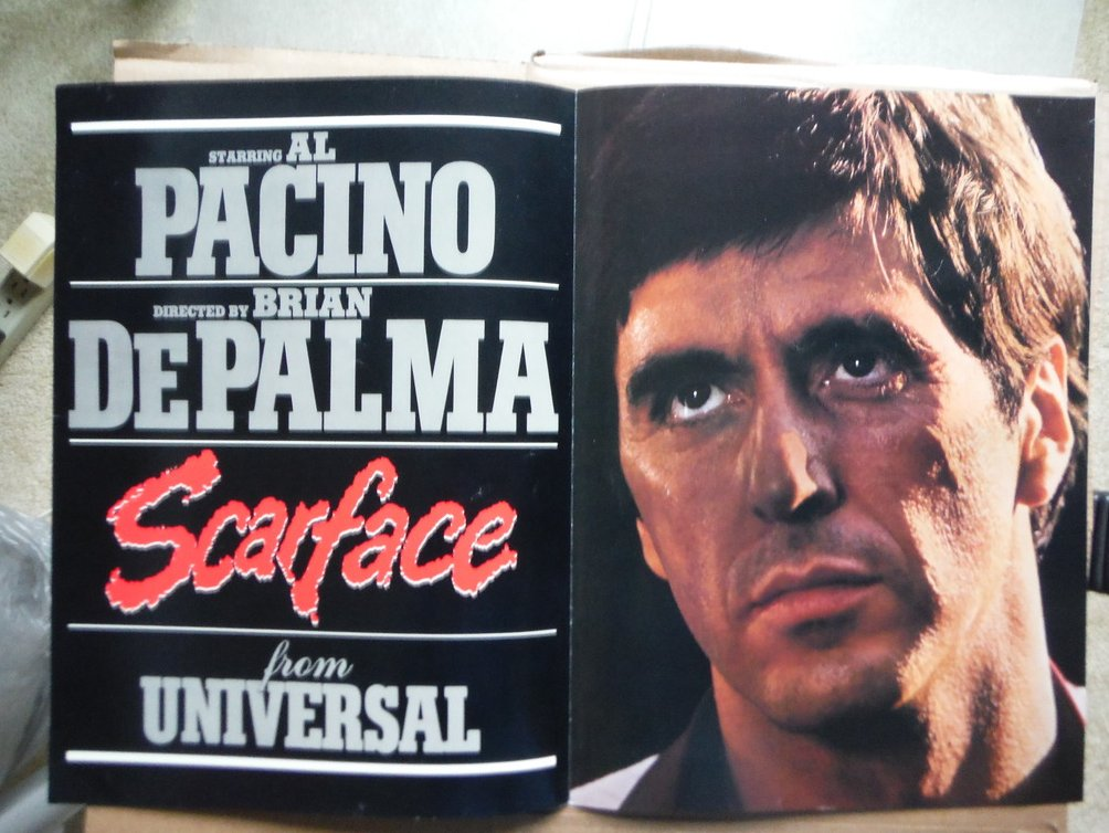 Scarface (Movie Poster)