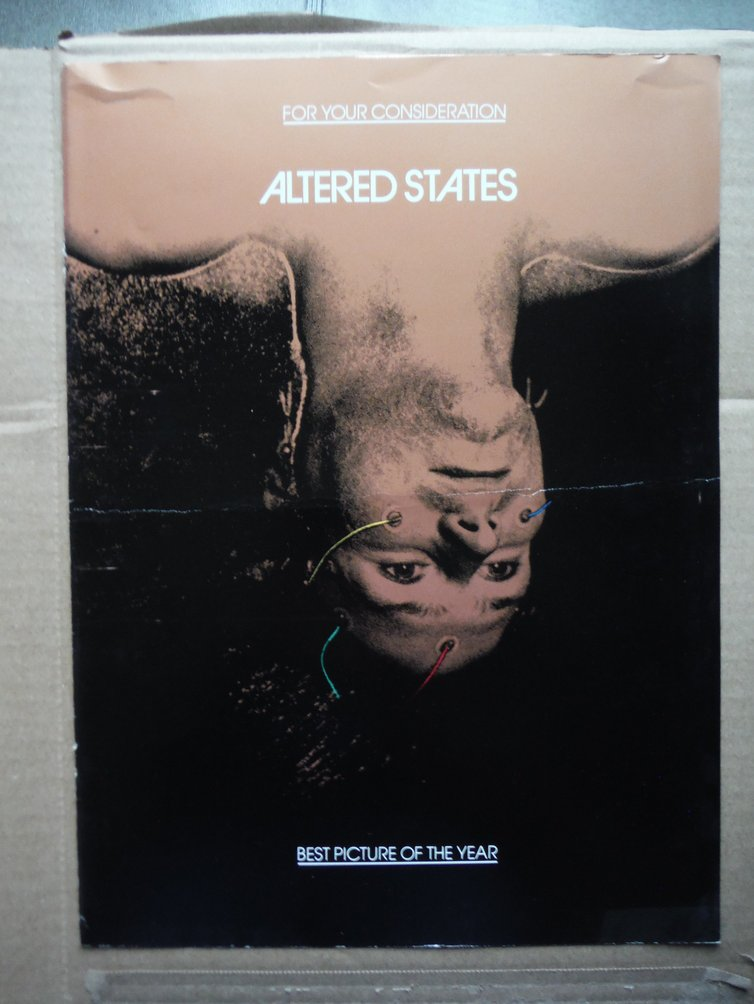 Altered States (Movie Poster)