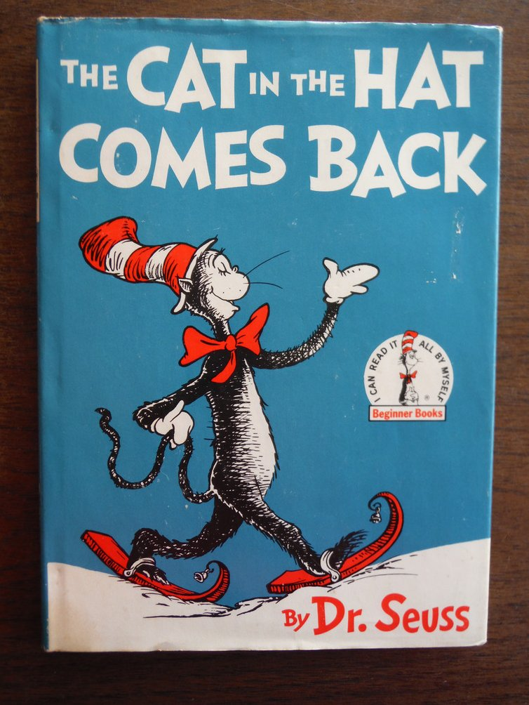 Image 0 of The Cat in the Hat Comes Back