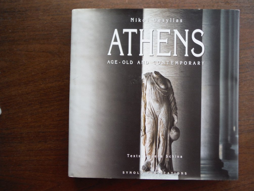 Athens, Age Old and Contemporary (Greek Edition)