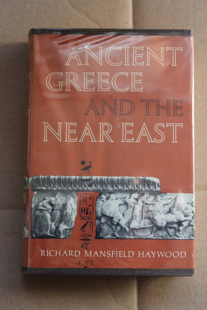 Ancient Greece and the Near East