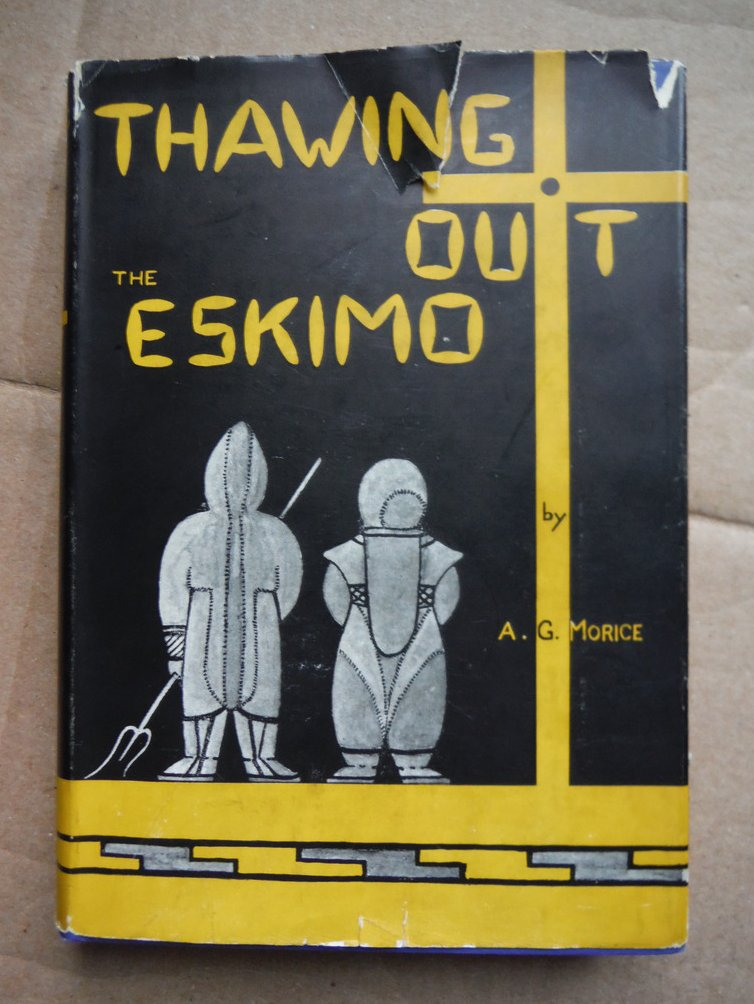 Thawing out the Eskimo,