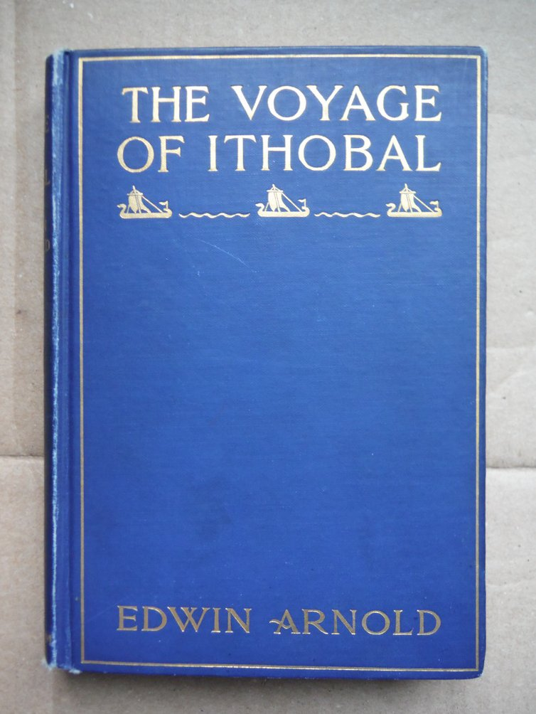 Image 0 of The Voyage of Ithobal. Illus. by Arthur Lumley