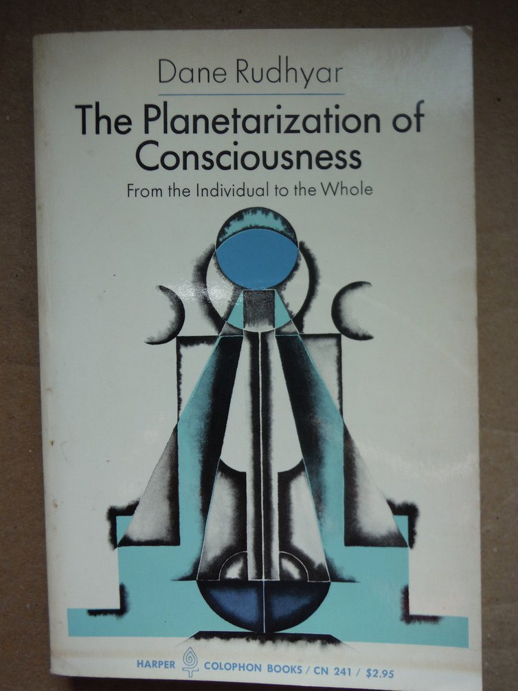 Image 0 of The Planetarization of Consciousness