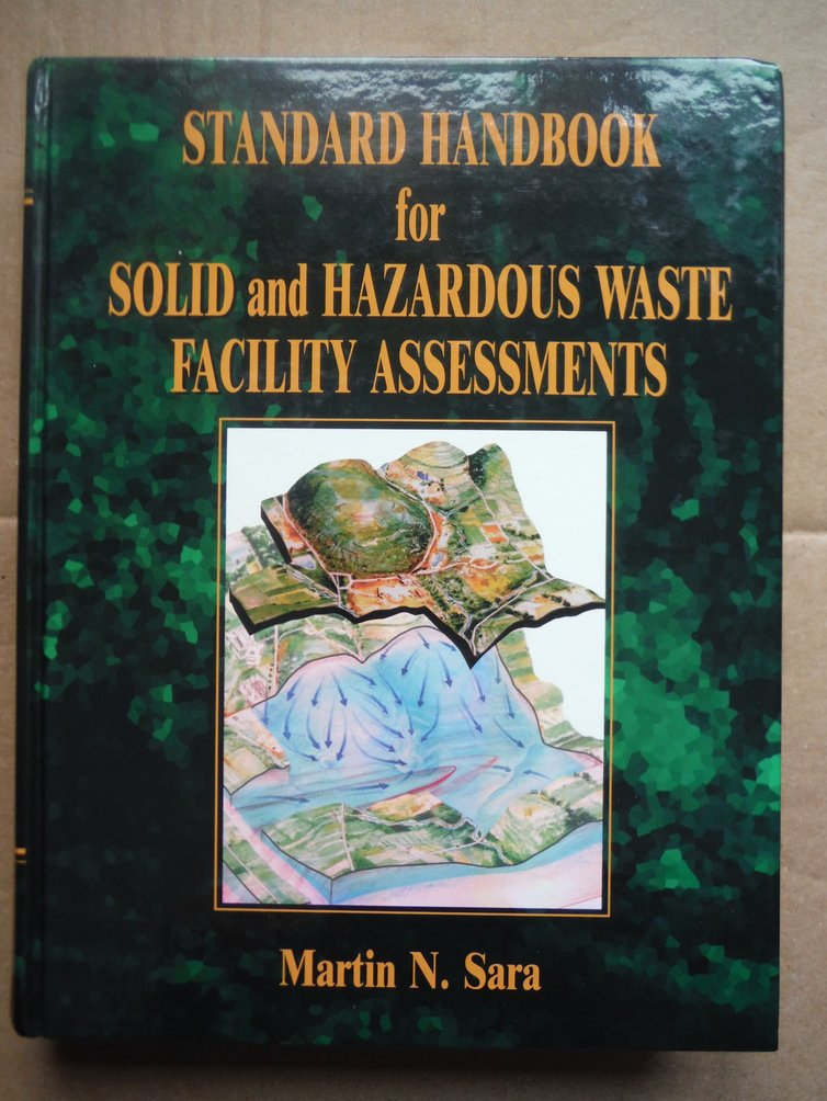 Image 0 of Standard Handbook for Solid and Hazardous Waste Facility Assessments