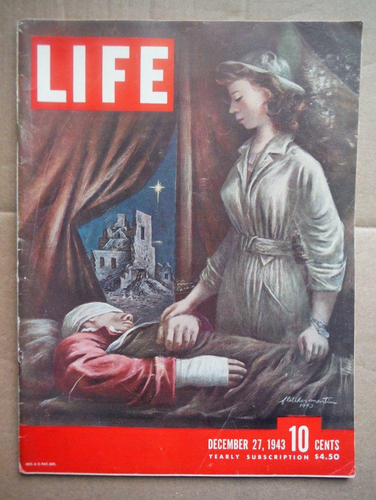 Image 0 of LIFE Magazine - December  27, 1943