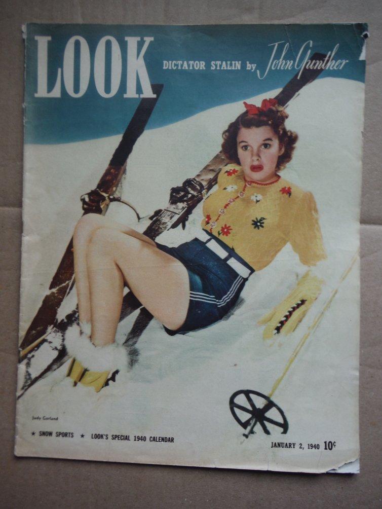 Image 0 of Look Magazine (January 2, 1940)