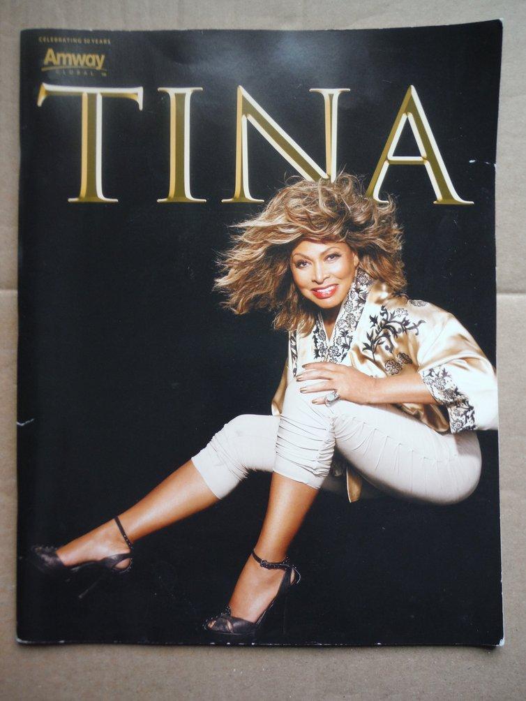 Tina 50th Anniversary Tour North America 2008