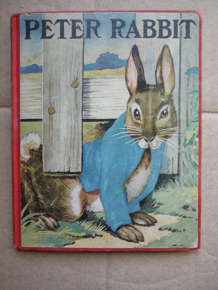 Image 0 of The Tale of Peter Rabbit