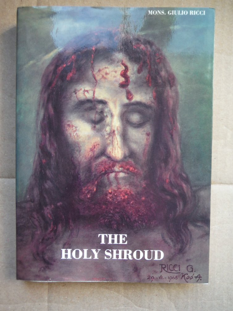 Image 0 of The Holy Shroud (Italian title3: La Sindone Santa)