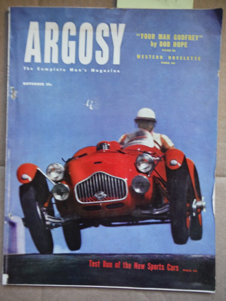Argosy The Complete Man's Magazine (Vol. 333 No. 5 (November, 1951)