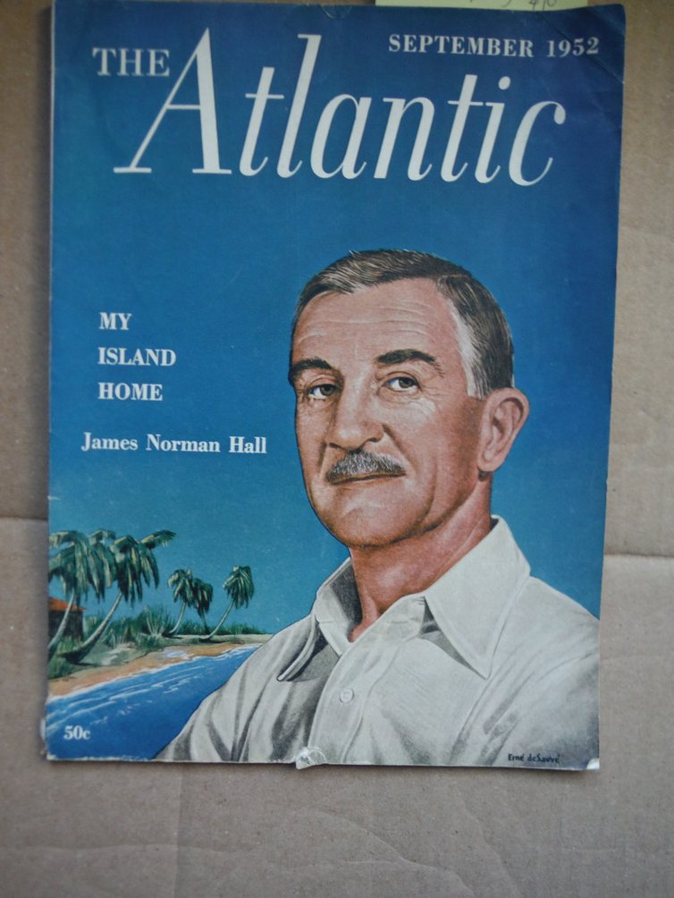 Image 0 of The Atlantic Monthly, Vol. 189, No. 9 (September, 1952)
