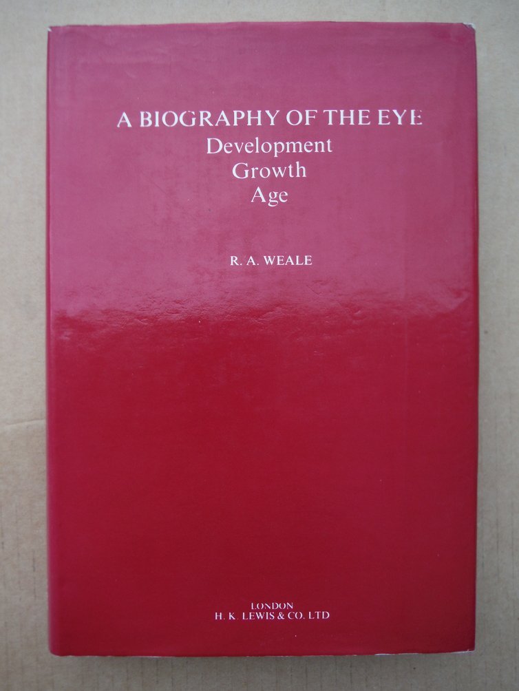 A biography of the eye: Development, growth, age