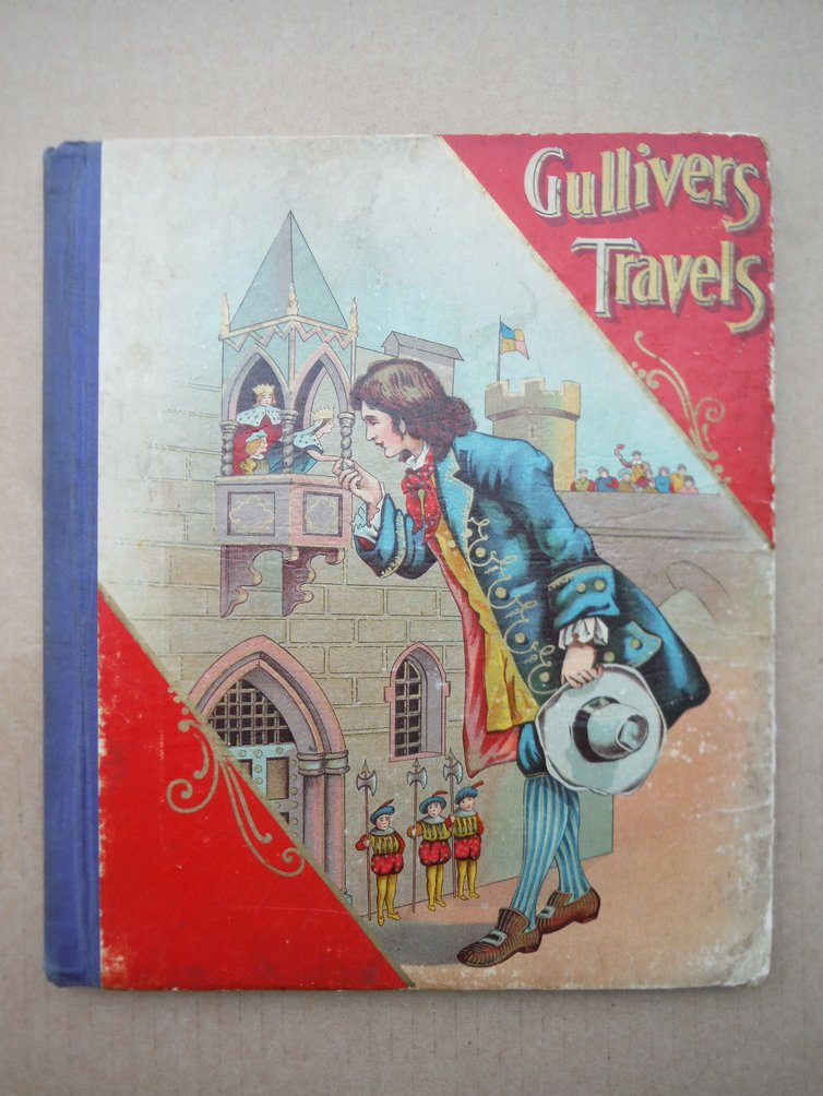 Image 0 of Gulliver's Travels to the Land of the Lilliputians Fully Illustrated