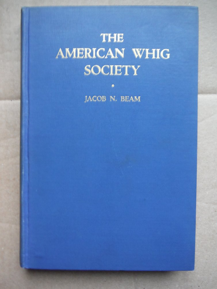 The American Whig society of Princeton university,