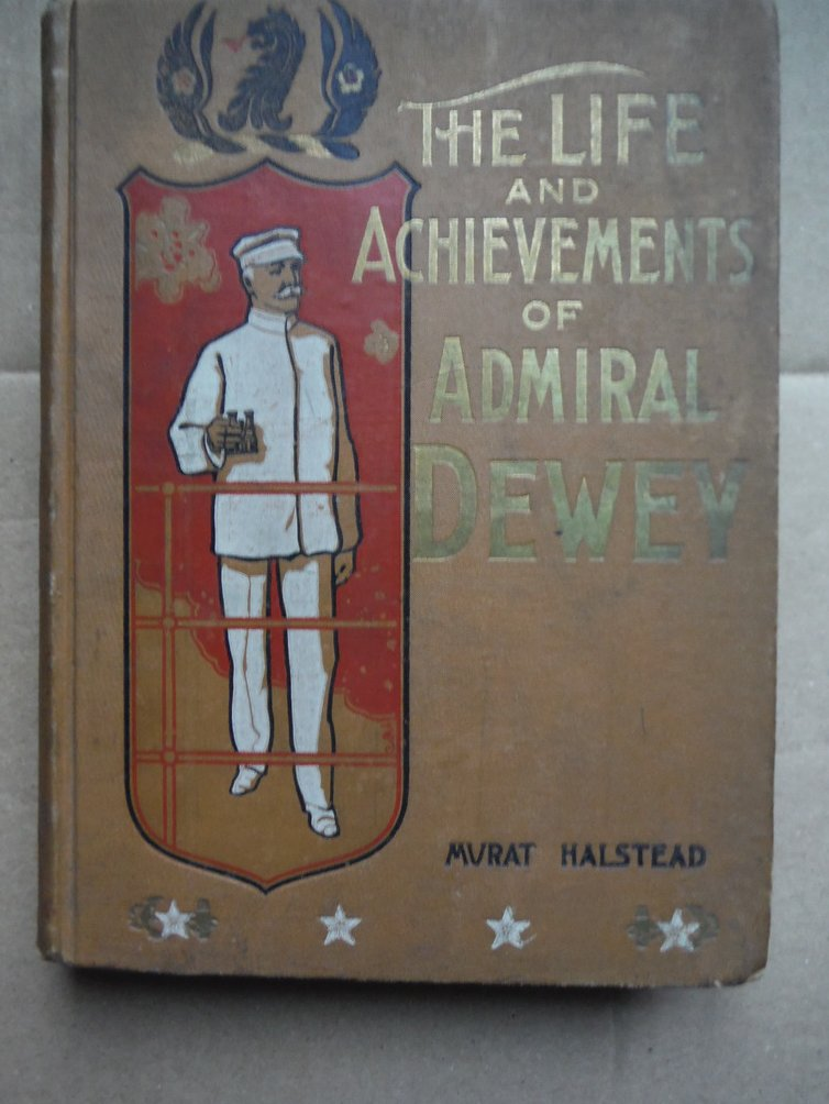 Life and Achievements of Admiral Dewey from Montpelier toManilla.SALESMAN'S SAMP