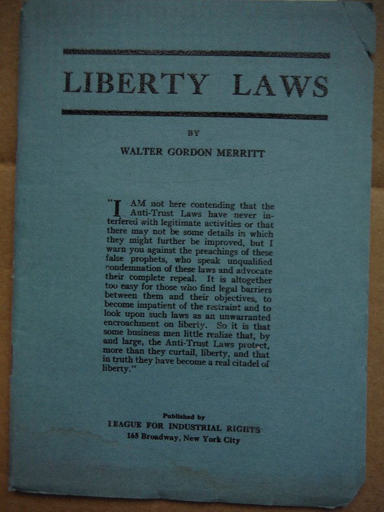 Image 0 of Liberty laws
