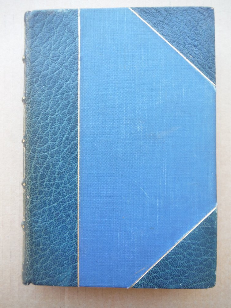 Image 0 of The Poems of Matthew Arnold 1849-1867 (Leather)