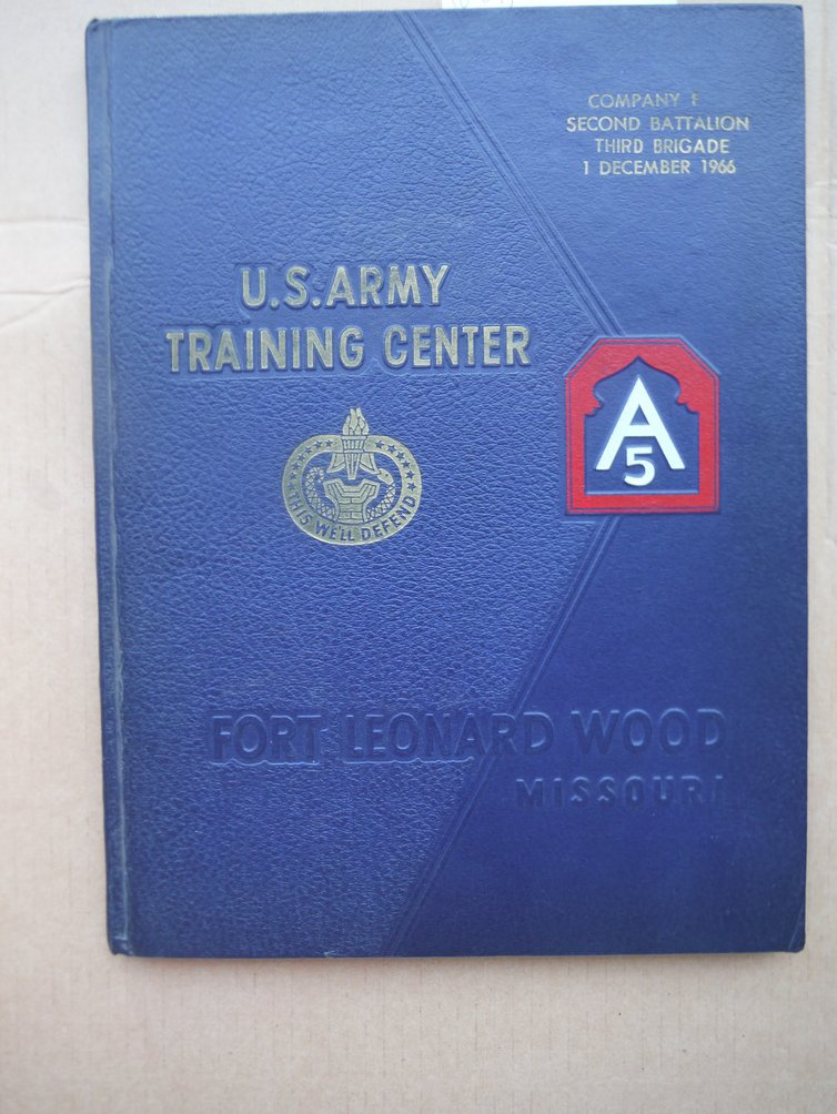 U.S. Army Training Center Fort Leonard Wood Missouri Company F Second Battalion