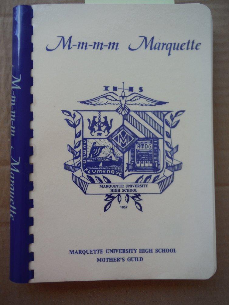 M-m-m-m Marquette