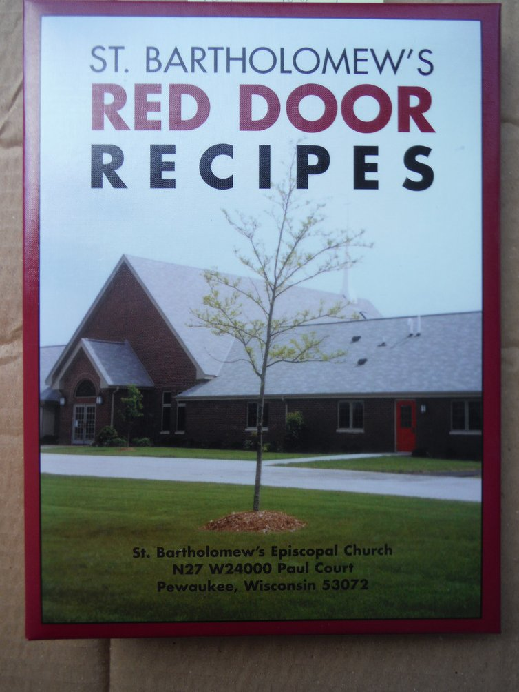 St. Bartholomew's Red Door Recipes