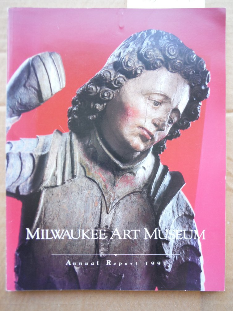 Image 0 of Milwaukee Art Museum Annual Report 1991