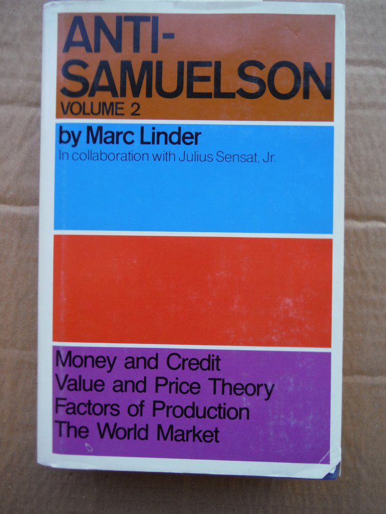 Anti Samuelson Volume 2