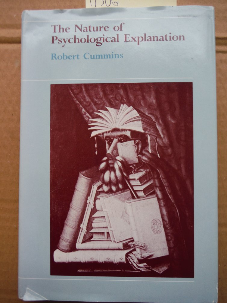 Image 0 of The Nature of Psychological Explanation (Bradford Books)