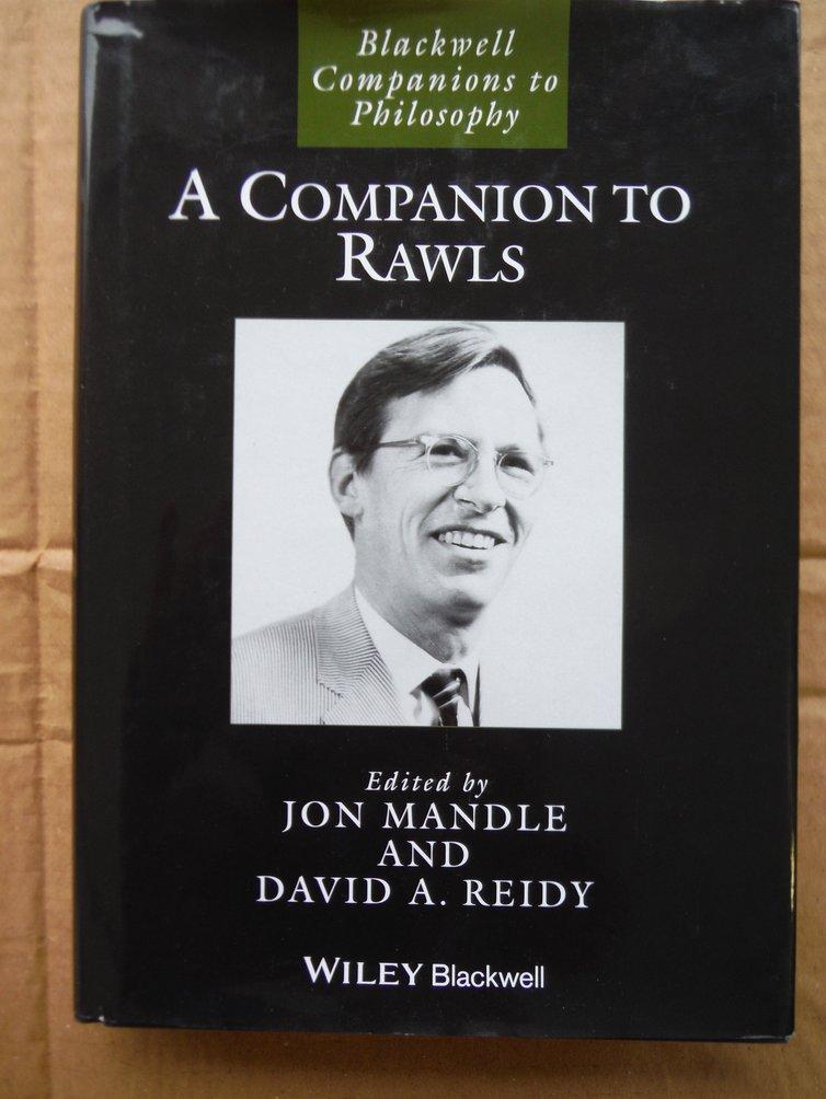 Image 0 of A Companion to Rawls